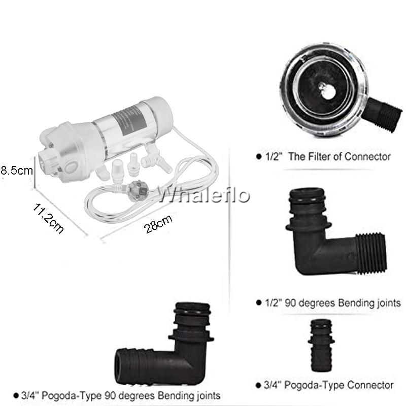 110 volt rv water pump