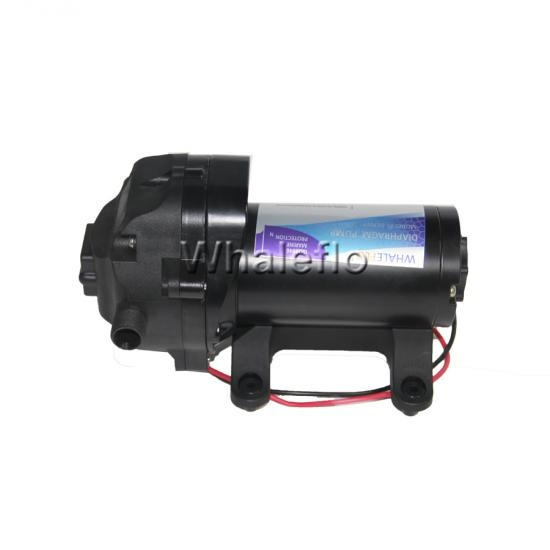 washdowm pump with pressure switch