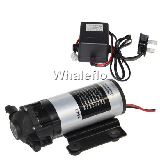 100G outdoor misting pump